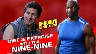 Diet & Exercise With The Nine Nine | Brooklyn Nine Nine