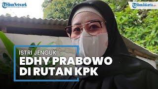 Momen Idulfitri, Edhy Prabowo Dibawakan Makanan Favorit oleh Sang Istri untuk Dinikmati di Rutan KPK