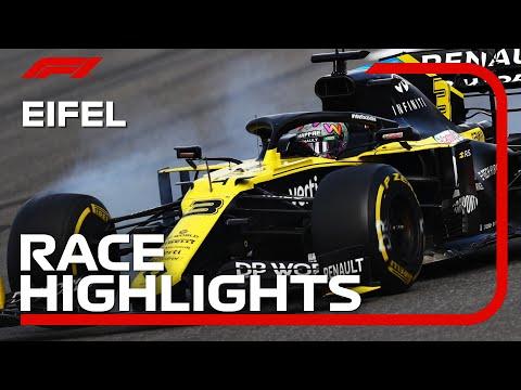 F1 ドイツGP2020 決勝レースハイライト動画。優勝はルイス・ハミルトン