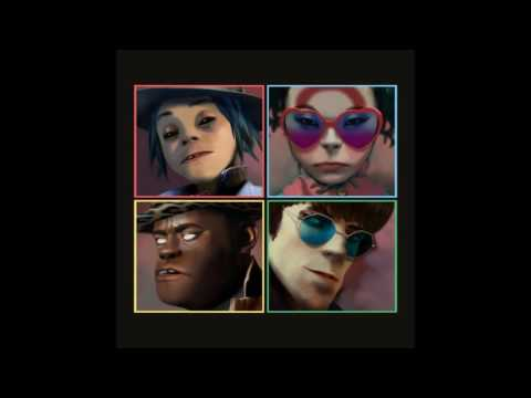 All Humanz Interludes but earaped