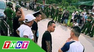 Tạm đình chỉ 2 cán bộ công an bị giang hồ bao vây trên xe ở Đồng Nai | THDT