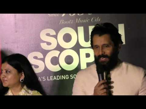 Vikram and Shriya Saran at Bootz Southscope Calendar 2016 Launch