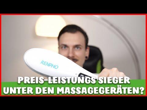 Massagegeräte von Prostatitis
