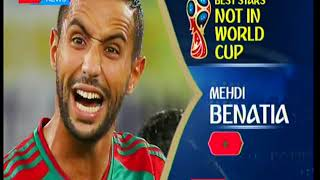 Best Stars not in the World Cup: Tom Rogic, Mehti Benatia and Victor Moses