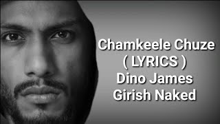 Chamkeele Chuze ( LYRICS ) |Dino James | Girish   - YouTube