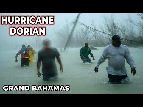 Inside Hurricane Dorian  | Beginning To End
