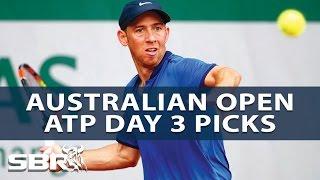 2017 Australian Open | Picks of the Day - ATP Men