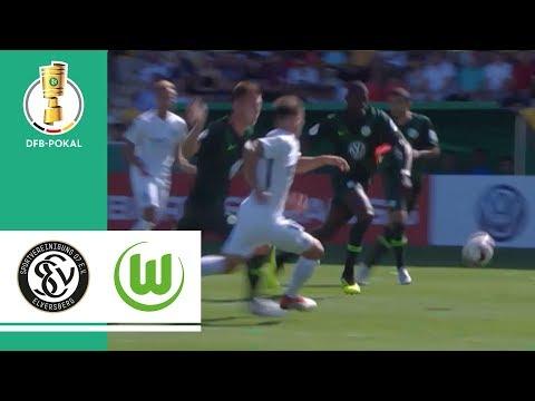 SV Elversberg vs. VfL Wolfsburg 0-1 | Highlights | DFB Cup 2018/19 | 1st Round