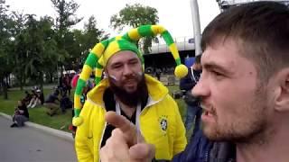 Открытие Чемпионата мира по футболу /Россия 5 : 0 Саудовская Аравия/.