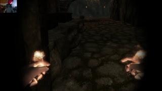 Skyrim VR HD  Oculus Rift and Mod Organizer 2. New Character. Breton Female Sorcerer