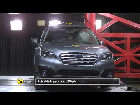 NCAP: Subaru Outback