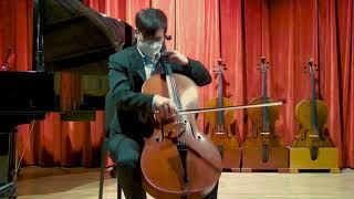Hippolyte Silvestre cello, 1848