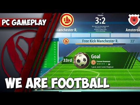 Gameplay de We Are Football