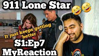 "911 Lone Star Season 1 Episode 7 ""Bum Steer"" | Fox | Reaction/Review"