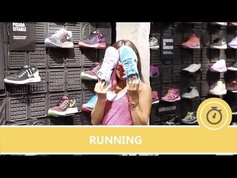 Cómo elegir zapatillas para correr - Análisis de pisada