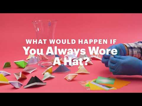 What Would Happen If You Never Took Off Your Hat? - Digg