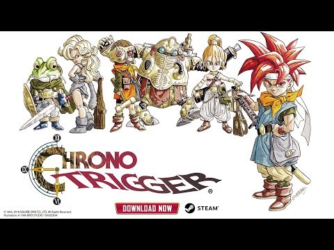 Chrono Trigger now on Steam, for now       — MMORPG com Forums
