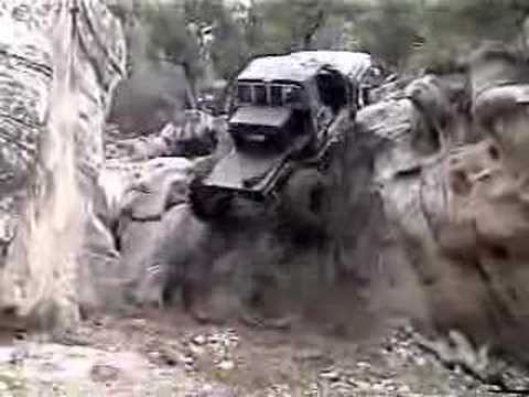 Extreme Off Road Stunts