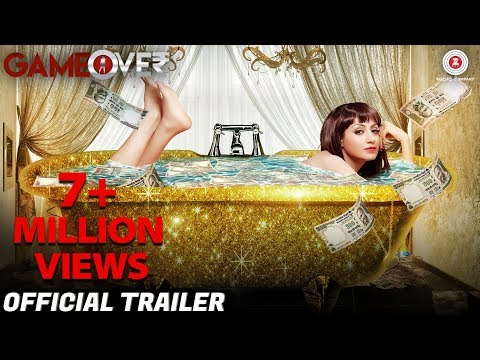 GAME OVER | Official Trailer | Rajesh Sharma | Yashpal Sharma | Gurleen Chopra | Rakesh Bedi