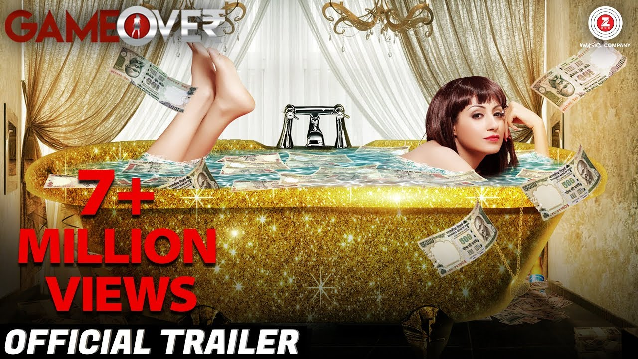 GAME OVER | Official Trailer | Rajesh S | Yashpal | Gurleen C | Rakesh B |Releasing on 08th Dec 2017  downoad full Hd Video