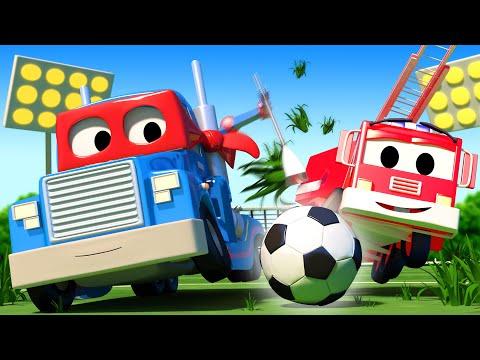 The Blimp Truck Carl The Super Truck Car City Cars And Trucks