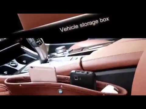 Car iPocket - Car Storage Solution