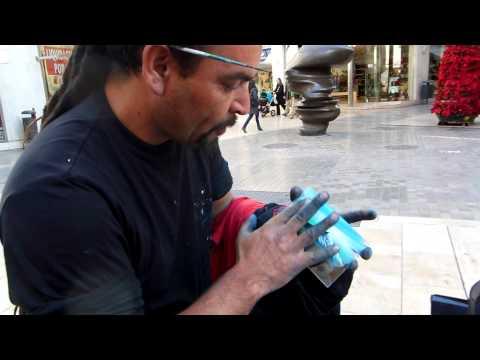 Pinturas al Dedo in Malaga, Spain