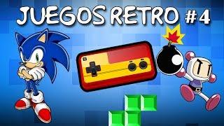 TOP 5 JUEGOS RETRO PARA ANDROID # 4 / JUEGOS EPICOS / RETRO GAMES