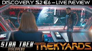 """Our review and Breakdown of Discovery S2 Ep6 """"The Sound of Thunder"""""""