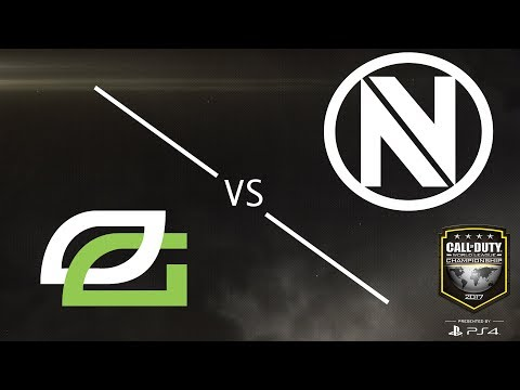Team EnVyUs vs OpTic Gaming - Grand Finals - Bo5 #1 - CWL Championship 2017