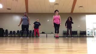 Zumba Choreography Otra Copa Play N Skillz
