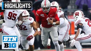 Highlights: Chase Young Unstoppable in Top 15 Win | Wisconsin at Ohio State | Oct. 26, 2019