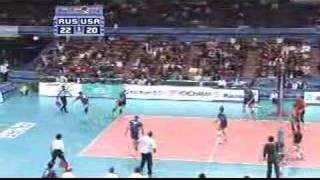 FIVB 08 Russia vs USA Part 3