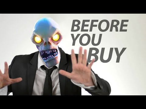Fortnite (Save The World mode) - Before You Buy