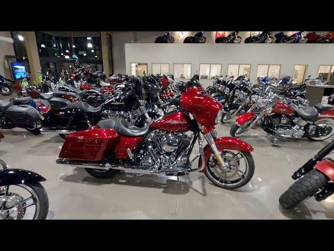 2016 Harley Davidson Street Glide Special FLHXS