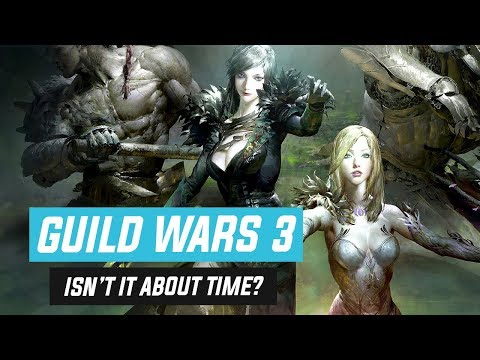 Is it Time for Guild Wars 3?