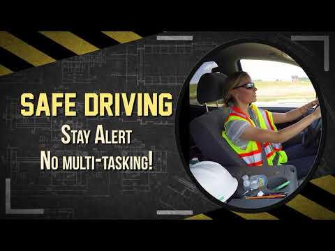 Safety Toolbox Talks : Safe Driving