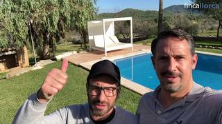 Video Finca auf Mallorca Es Rafal