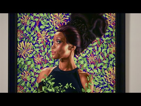 Kehinde Wiley: Women & Fashion