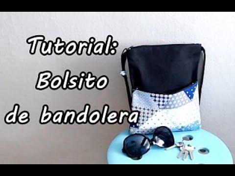 #Tutorial: coser un bolso pequeño de bandolera