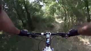 preview picture of video 'MTB - Cerveteri - Macchia della Signora'