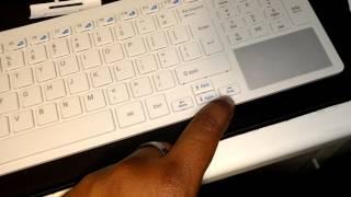 A Quick Look: £19 Fenifox Wireless Keyboard w/ Touchpad