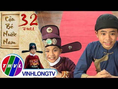 THVL   Cổ tích Việt Nam: Cậu bé nước Nam - Tập 32 FULL