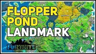 Flopper Pond Landmark Fortnite Chapter 2