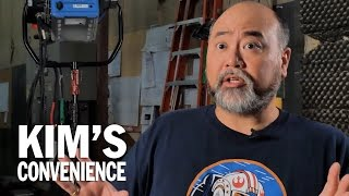Kim's Convenience: From stage to screen