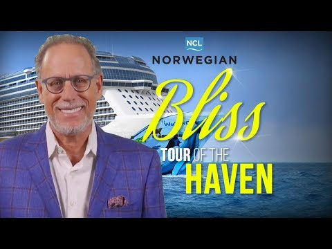 Was it Bliss?! HONEST Review Of Norwegian Bliss with THE HAVEN SUITE TOUR