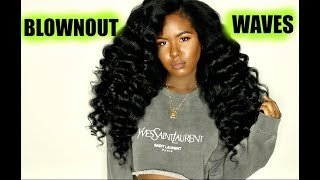 Kelsey's Updated Blownout Waves | 2019