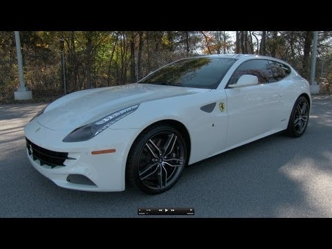 2012 Ferrari FF Start Up, Exhaust, and In Depth Review
