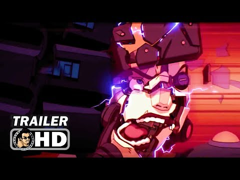 LOVE DEATH AND ROBOTS Trailer (2019) David Fincher Netflix Animated Series HD