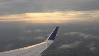 United Airlines HD 60 FPS: Boeing 737-900ER on Flight 1168 (San Francisco Int - Newark Liberty Int)